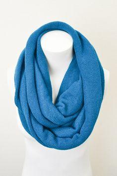 Essential Knit Infinity Scarf $14.99