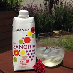 No mix sangria - Mom