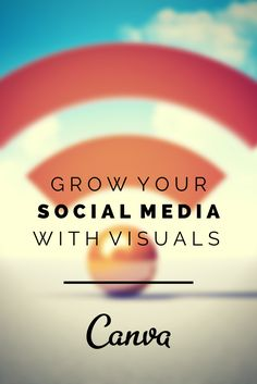 How to Grow your social media with visuals - a podcast with @Jay C Baer of Convince and Convert http://www.convinceandconvert.com/social-pros-podcast/why-canva-is-taking-over-visual-social-media/
