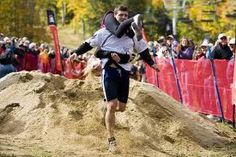 wife carrying comp - Google Search