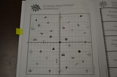 """Coordinate Graphing """"I Have/ Who Has"""""""