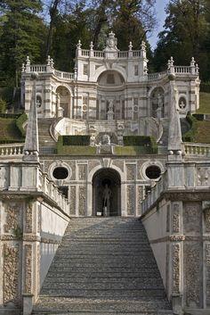 Residenze Reali: Villa della Regina - #Torino