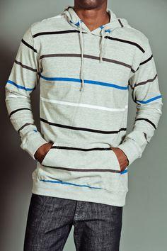 Pullover Hoodie :}