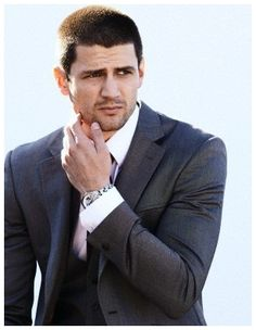 James Lafferty. Definition of perfection.
