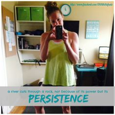Persistence is what it's all about!