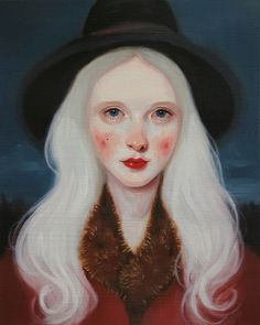 WHEN SHE WENT WHITE, SHE WENT WHITE by Kris Knight.