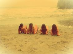 #beach #friends #summer