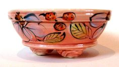 Decorative Stoneware Hand Painted Bowl   In the by JoyceSloanim, $24.00
