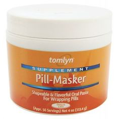 Tomlyn Supplement Pill Masker Dog Supplements  - Tomlyn,aquarium supplies, dog supplies, discount pet supplies, wholesale pet supplies, bird supplies, pond supplies, reptile supplies, wholesale dog supplies, online pet store, pet supplies online, cat products, discount aquarium supplies, online aqua...