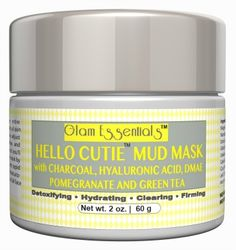 Hello Cutie Mud Mask