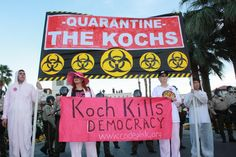 8 Shocking Things the Kochs Have Done to Amass Their Fortune - If you think oligarchs only exist in developing nations, you really don't know America.