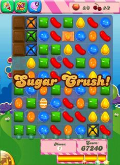 Signs you are addicted to Candy Crush Saga- InOnIt text, candi crush