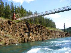 Miles Canyon, Whitehorse Yukon bridg