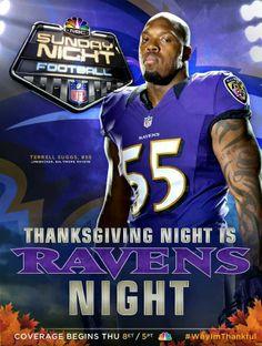 Ravens night
