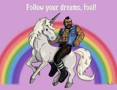 book lists, laugh, dreams, funni, humor, rainbow, fool, unicorns, follow