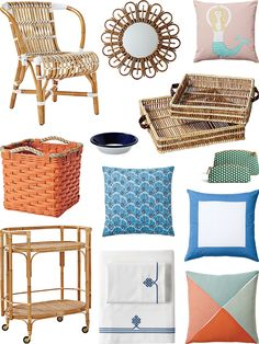 CHIC COASTAL LIVING: BEST OF SALE: SERENA & LILY BEACH HOUSE LOOKS @serenaandlily