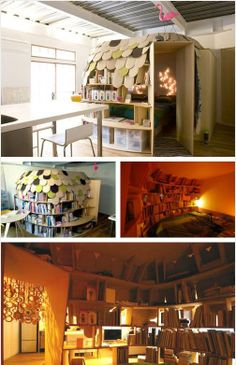 Reading fort/igloo! I need to build this!!