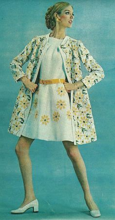 Carven.French Vogue,April 1969.