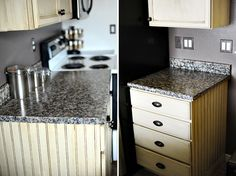 DIY Granite Countertops