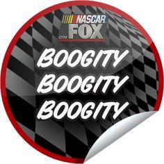 Proud NASCAR fan