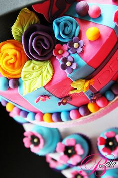 Bella cupcakes. WOW