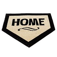 Home plate welcome mat... I need this!