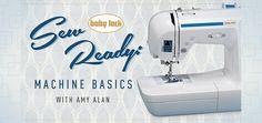 sewing machines, craft, basic sewing, machin basic, sew machin, sewing basics, free sew, sew readi, babi lock