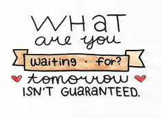 What are you waiting for? You can quit drugs today. We can help.