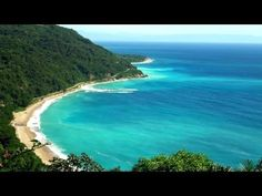 Those Relaxing Sounds of Waves, Tropical Beaches with Ocean Sounds, 1080...
