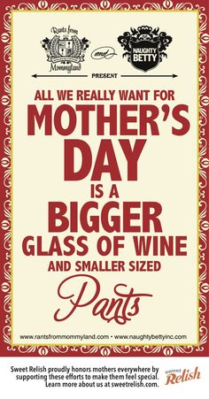 Hilariously Honest (and Free!) Mother's Day e-Cards Support a Great Cause
