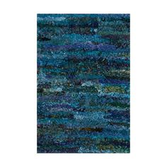 A great rug for layering with other patterned rugs.