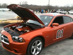 My 2011 Dodge Charger R/T-General Lee