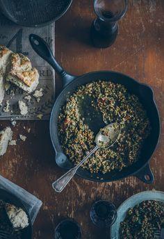 Lentilles provençales