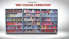 Hair Color Storage | Hair Color Organizer | #1 Salon Equipment | Salon Storage