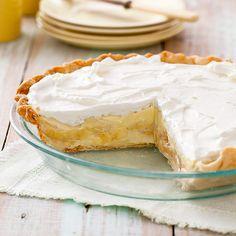 cream pies, cookn recip, food, bananas, cook countri, pie recipes, perfect banana, banana cream, dessert