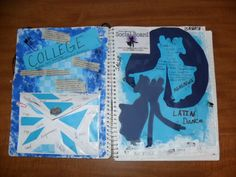Mixed Media Notebook | Porter's Craft & Frame