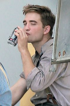 Oh that can.... Rob in Water for Elephants
