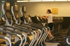 1st floor cardio room