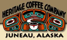 Heritage Coffee voted Juneau's Best Coffee and Espresso for ten years in a row.