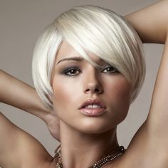 Platinum Ice Blonde