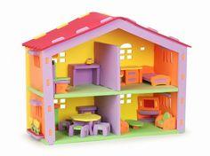 Darice Foam Big Kit Doll House