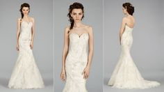 Lazaro Bridal Gowns, Wedding Dresses Style LZ3458 by JLM Couture, Inc.