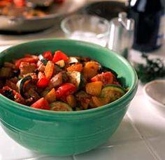 Debi's Ratatouille Recipe <3  #debihough