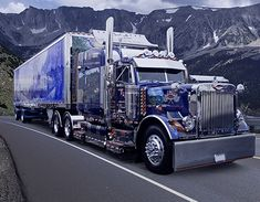 custom rig, 18 wheel, truckbig rig, truck trucker, semi truck