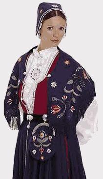 Norwegian Folk Costumes (Bunads)