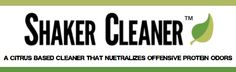 Shaker Cleaner | A Citrus Based Cleaner That Neutralizes Offensive Protein Odors