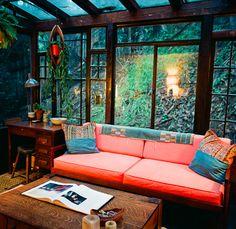 cabin / glass