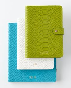 personalized iPad cases. love!