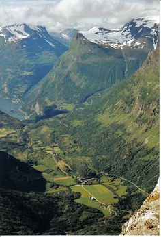 Geiranger, More og Romsdal,NO
