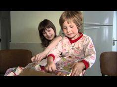 Operation Christmas Child - Ukraine Girl Gets Box
